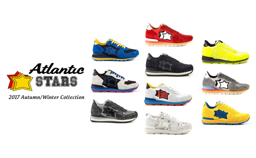 【Atlantic STARS】 17AW COLLECTION 予約受付開始!