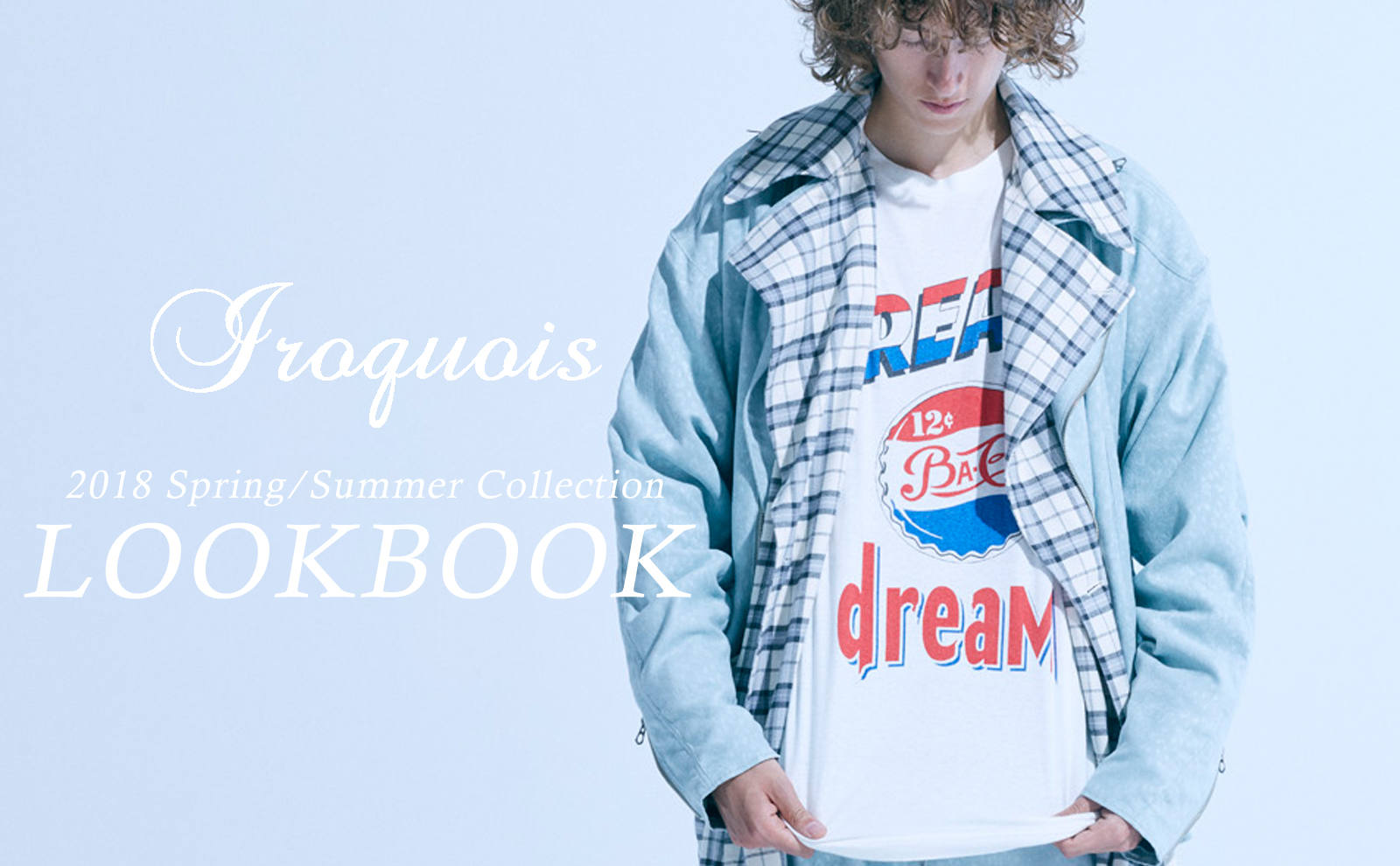 《2018 S/S COLLECTION》 LOOKBOOK
