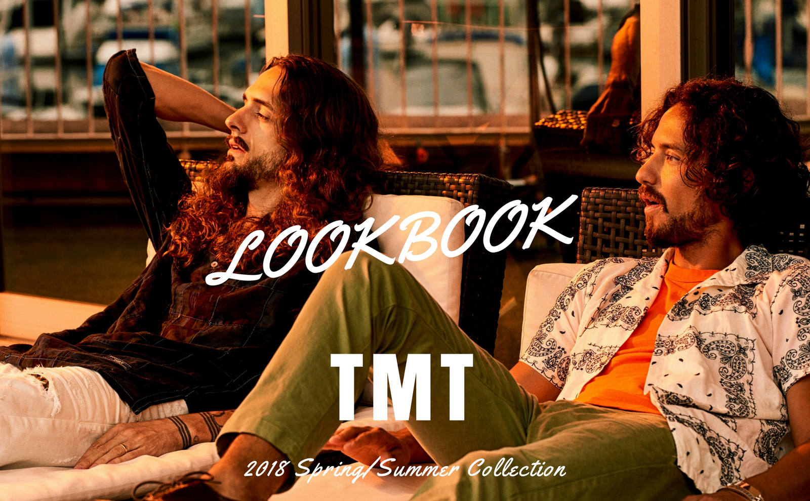 《2018 Spring/Summer Collection》  LOOKBOOK