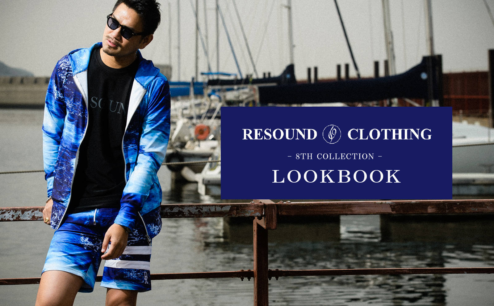 《8th COLLECTION》 LOOKBOOK