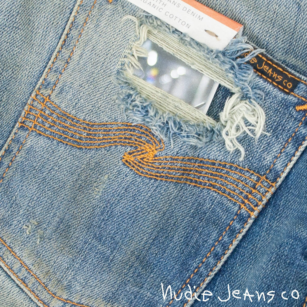 【Nudie Jeans】突出した人気を誇る《Martin Replica》第3弾!