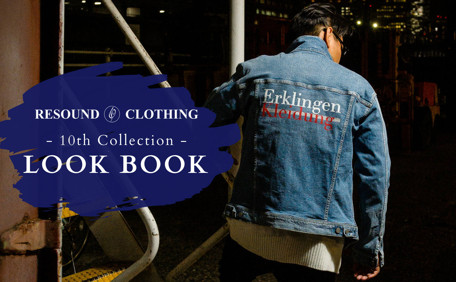 《10th COLLECTION》 LOOKBOOK