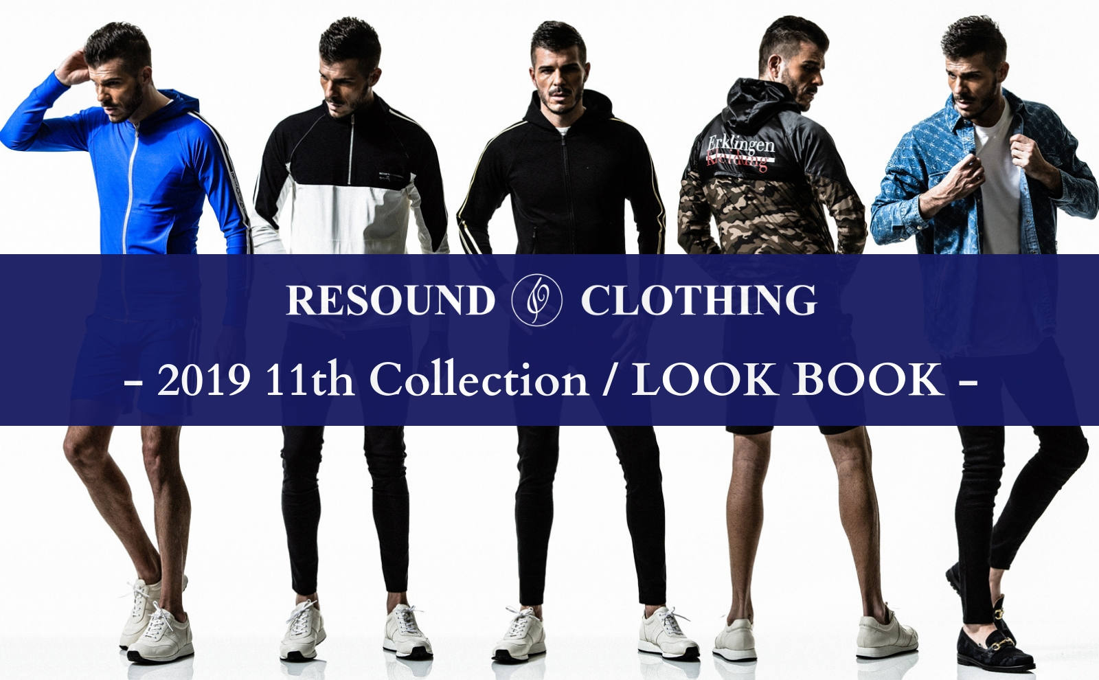 《11th COLLECTION》 LOOKBOOK