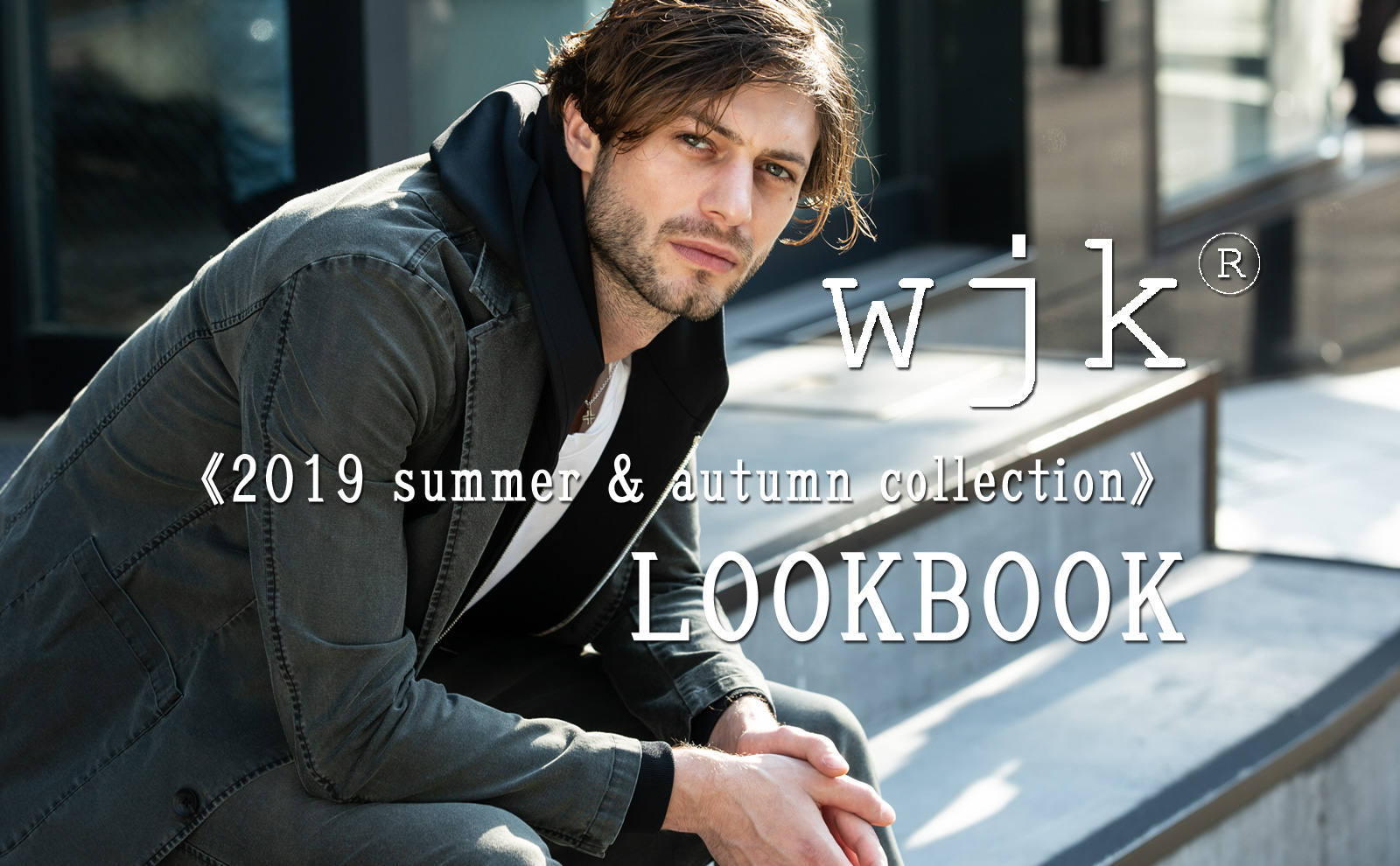 《2019 summer & autumn collection》 LOOKBOOK