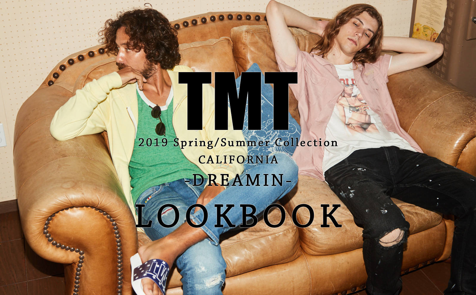 《2019 S/S COLLECTION》 LOOKBOOK