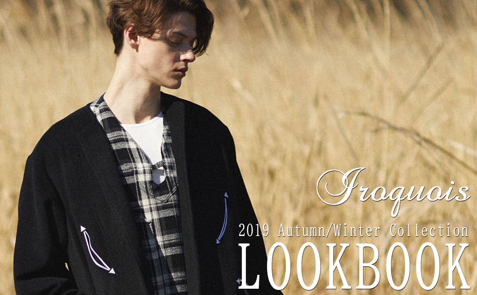 《2019 A/W COLLECTION》