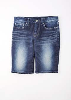DAMAGED 5 POCKET SHORTS P139-CNU071