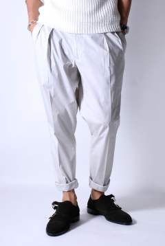 2 TUCK TROUSERS 1071710011