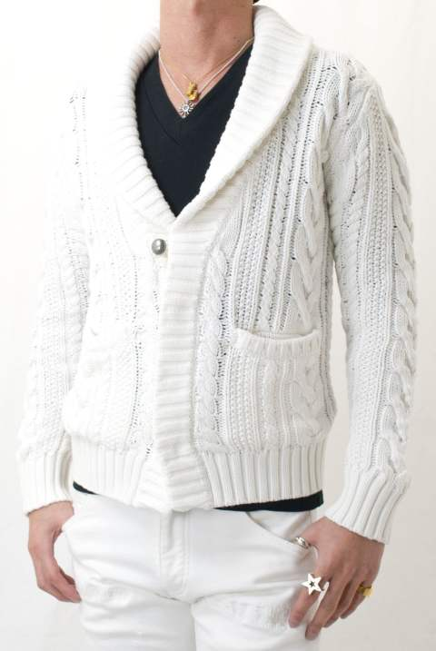 cable cardigan NB-023CT01