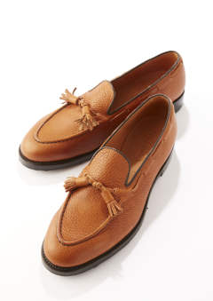 TUSSEL LOAFER MRG222-COW077