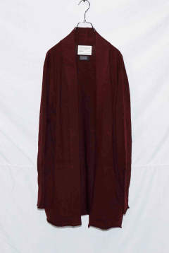 Air Warm Premier Robe Cardigan NB042-PN01