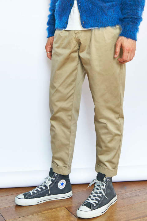 2-TAC TAPERED TROUSERS 73-311 (8月入荷予定)