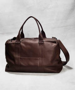 WATER PROOF WASHABLE LEATHER / 2WAY WORK&BOSTON BAG ME619