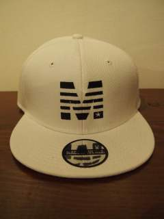 snap back cap (MADE IN WORLD × M) MIW-M-001 (10月下旬入荷予定)