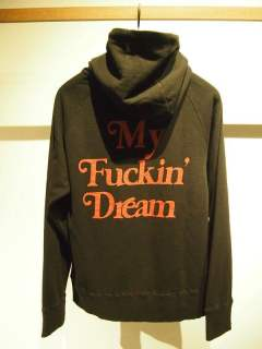 washed pullover parka (My Fuckin' Dream / 17AW) 17AW-MSW004 (12月下旬入荷予定)