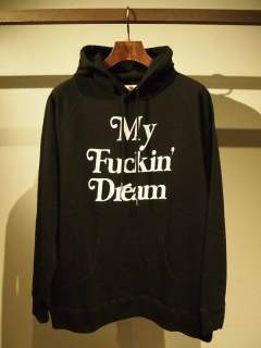 washed pullover parka (My Fuckin' Dream / 18SS) 18SS-MSW007 (3月中旬入荷予定)