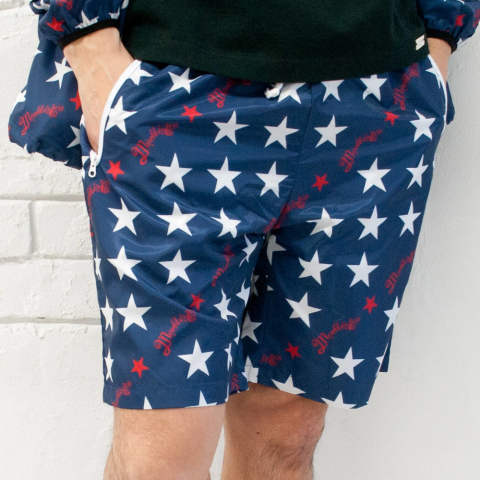 STAR WARM UP SHORTS MPT-S1804