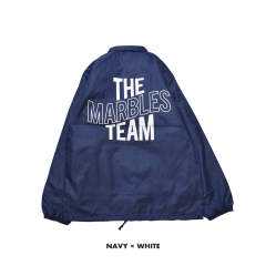 COACH JKT #THE MARBLES TEAM / コーチジャケット