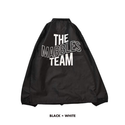 COACH JKT #THE MARBLES TEAM / コーチジャケット (10月下旬入荷予定)