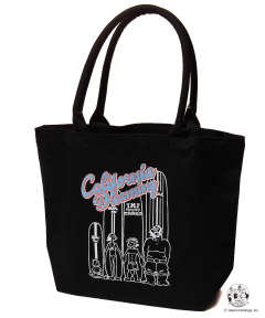 POPEYE×TMT CANVAS TOTEBAG (CALIFORNIA DREAMIN) / キャンバストートバッグ TBA-S19PE01