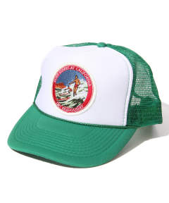 CALIFORNIA SURFRIDERS MESH CAP / メッシュキャップ TAC-S19SP01