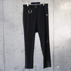 SARUEL AIRWOOL TROUSERS / A03PT051