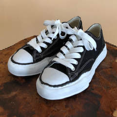 original sole canvas lowcut sneaker / A01FW702