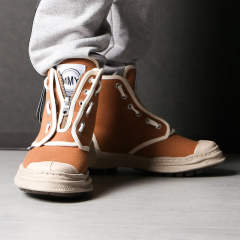 【ラスト1点-サイズ41】 original sole military boots / A03FW709