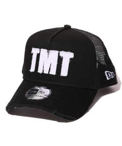 TMT×NEWERA 940 BLACK DENIM MESH CAP(TMT) / コラボメッシュキャップ TAC-S20NE01