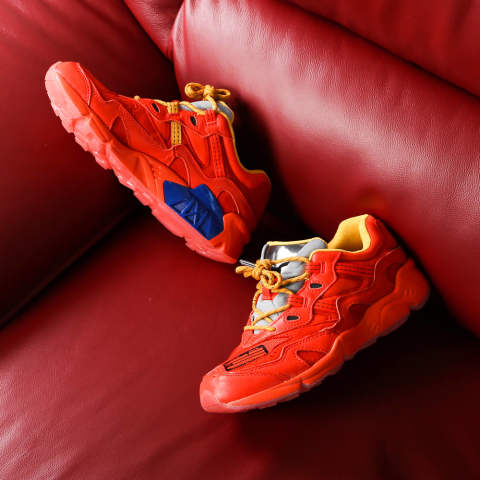 ×NewBalance / 9201-SE01 pieces 9201-SE01 pieces N.HOOLYWOOD