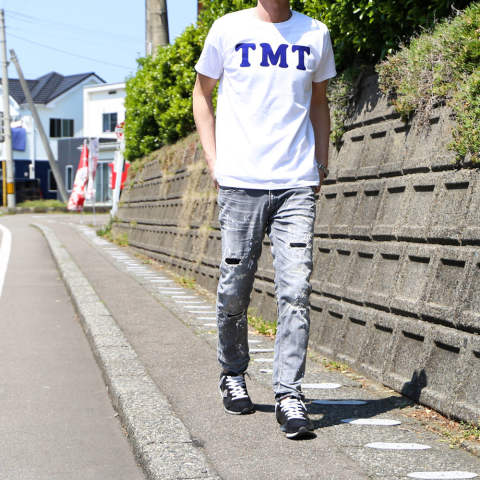 【TMT×FRUIT OF THE LOOM】
